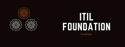 Itil foundation certyfikat