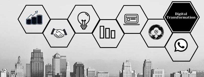 Cyfrowa transformacja Biznesu