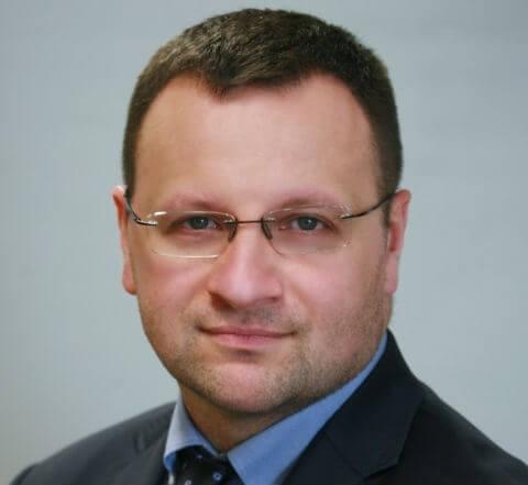 mgr Arkadiusz Szyszkowski zdjęcie
